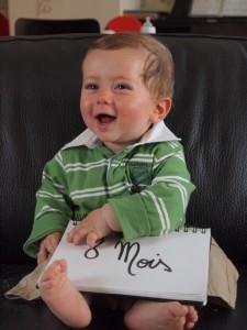 8 mois !