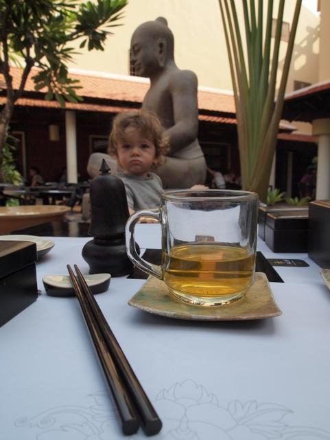 thé vert Malis