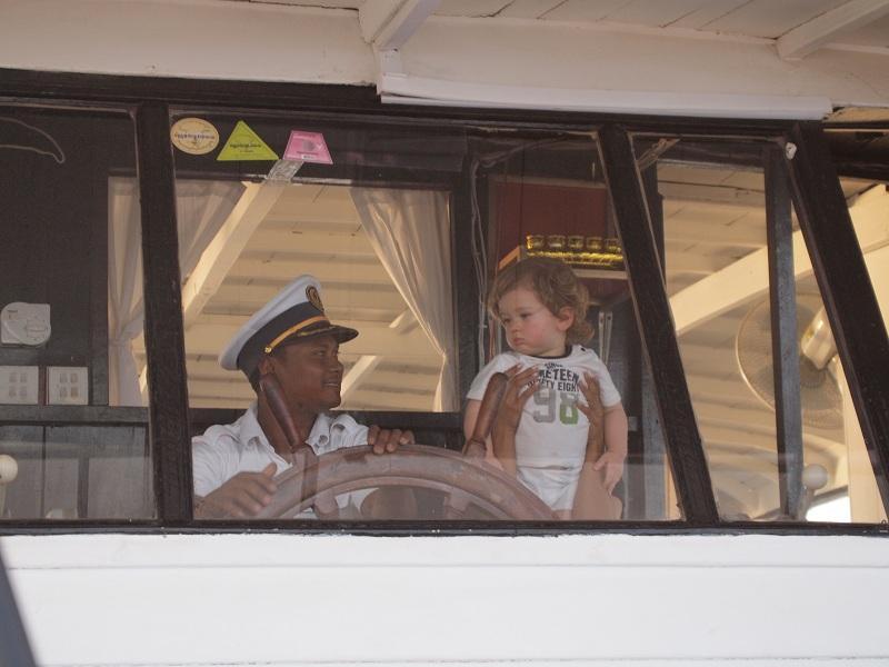 capitaine bateau