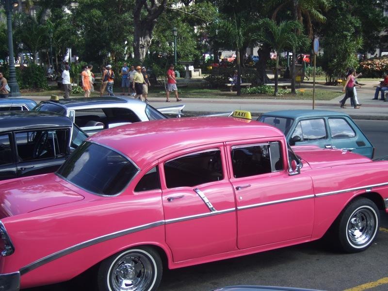 vieille voiture Cuba