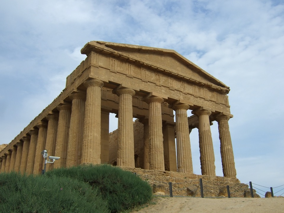 temple agrigente