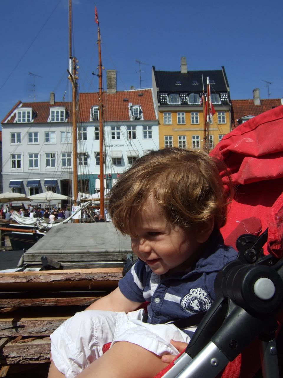 Copenhague en famille
