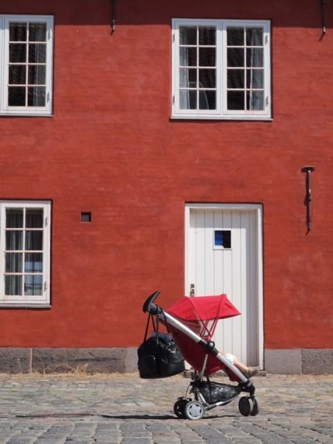 Week-end à Copenhague avec bébé