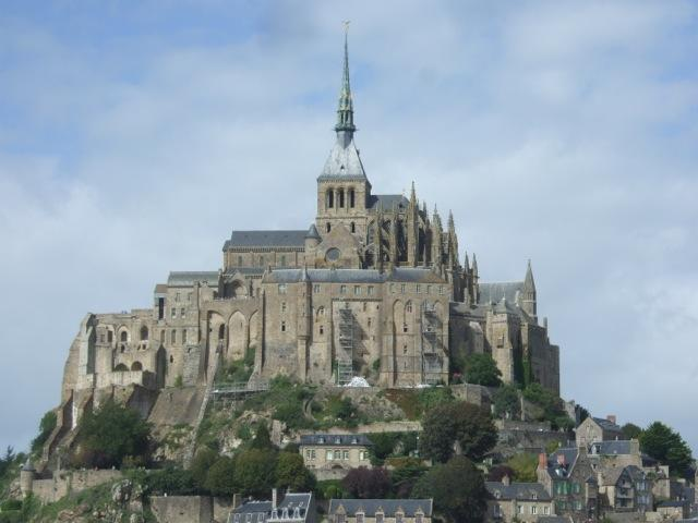 Week-end dans la Manche : le Mont Saint-Michel