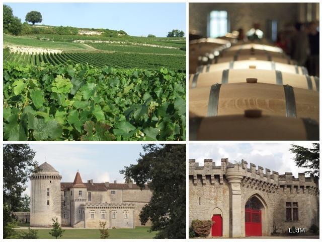 Dordogne et Saint-Emilion : à table !