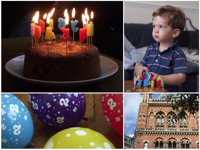 2 ans : Happy Birthday to You !