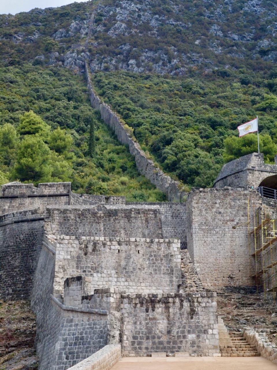 muraille de ston