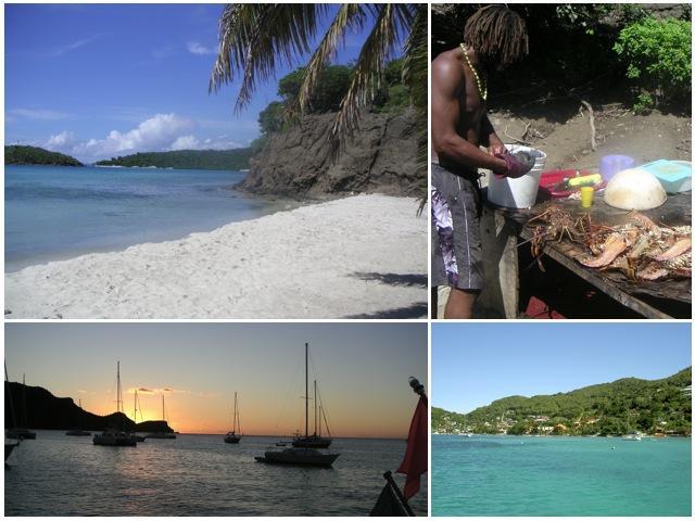 Interview voyage #8 : Iles Grenadines et Martinique