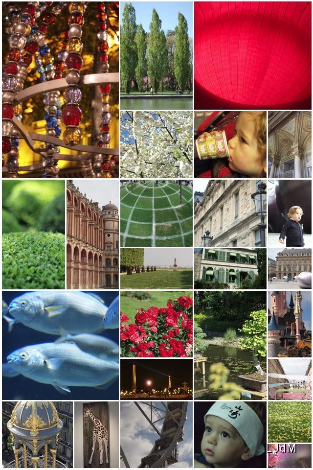 Nos sorties parisiennes en 2011 : le récap'