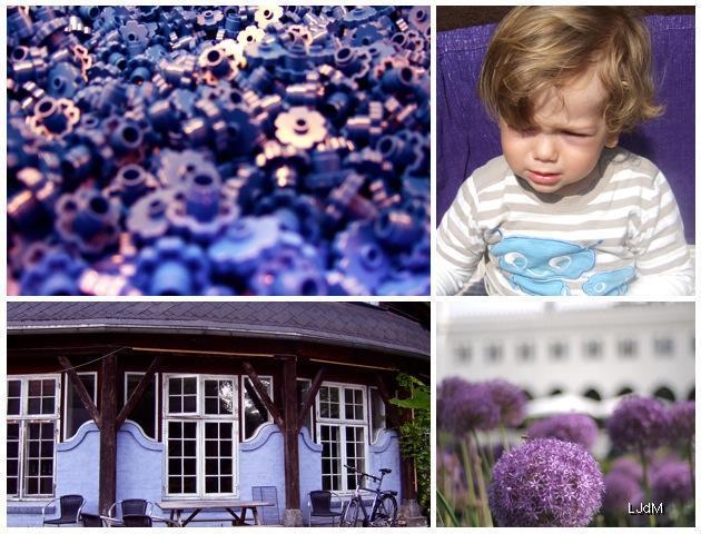 Copenhague en violet...