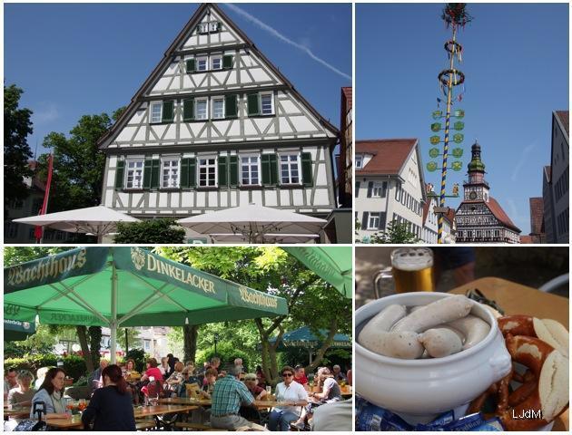 Week-end en Allemagne : Kirchheim