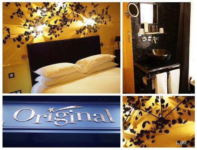 L'hôtel Original invite au voyage imaginaire