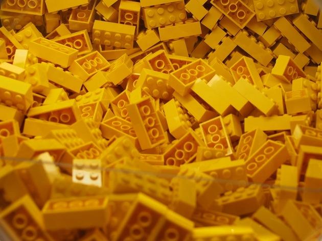 Visite de So Ouest et du Lego Store