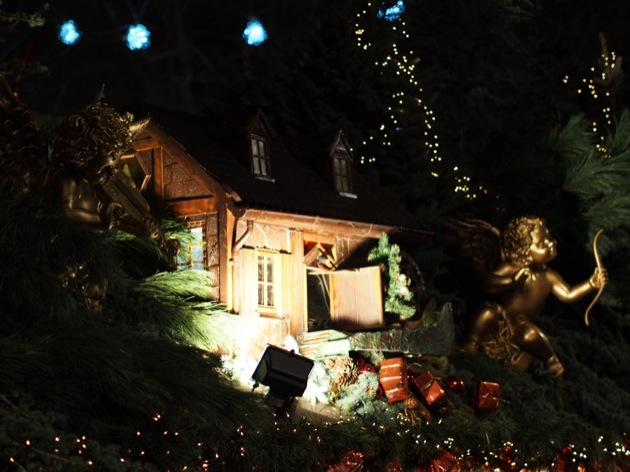 Le Marché de Noël de Stuttgart