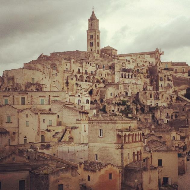 Matera, une magnifique ville labyrinthe (Italie)