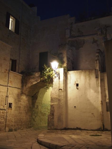 Le charme des Pouilles by night (Italie)