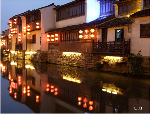 village_chinois_nuit