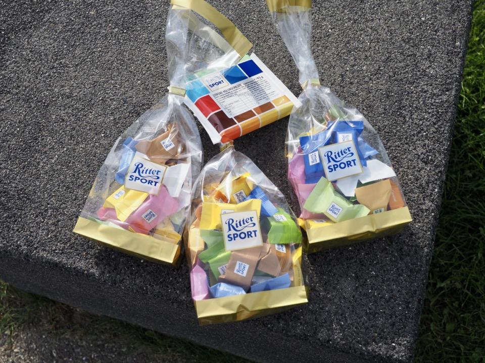 chocolaterie ritter sport
