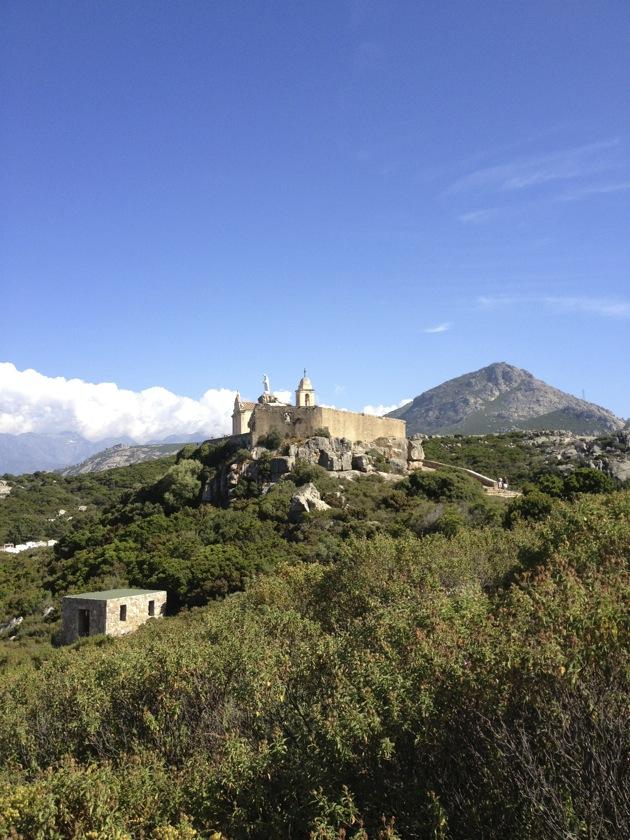 Nos vacances en Corse côté montagne
