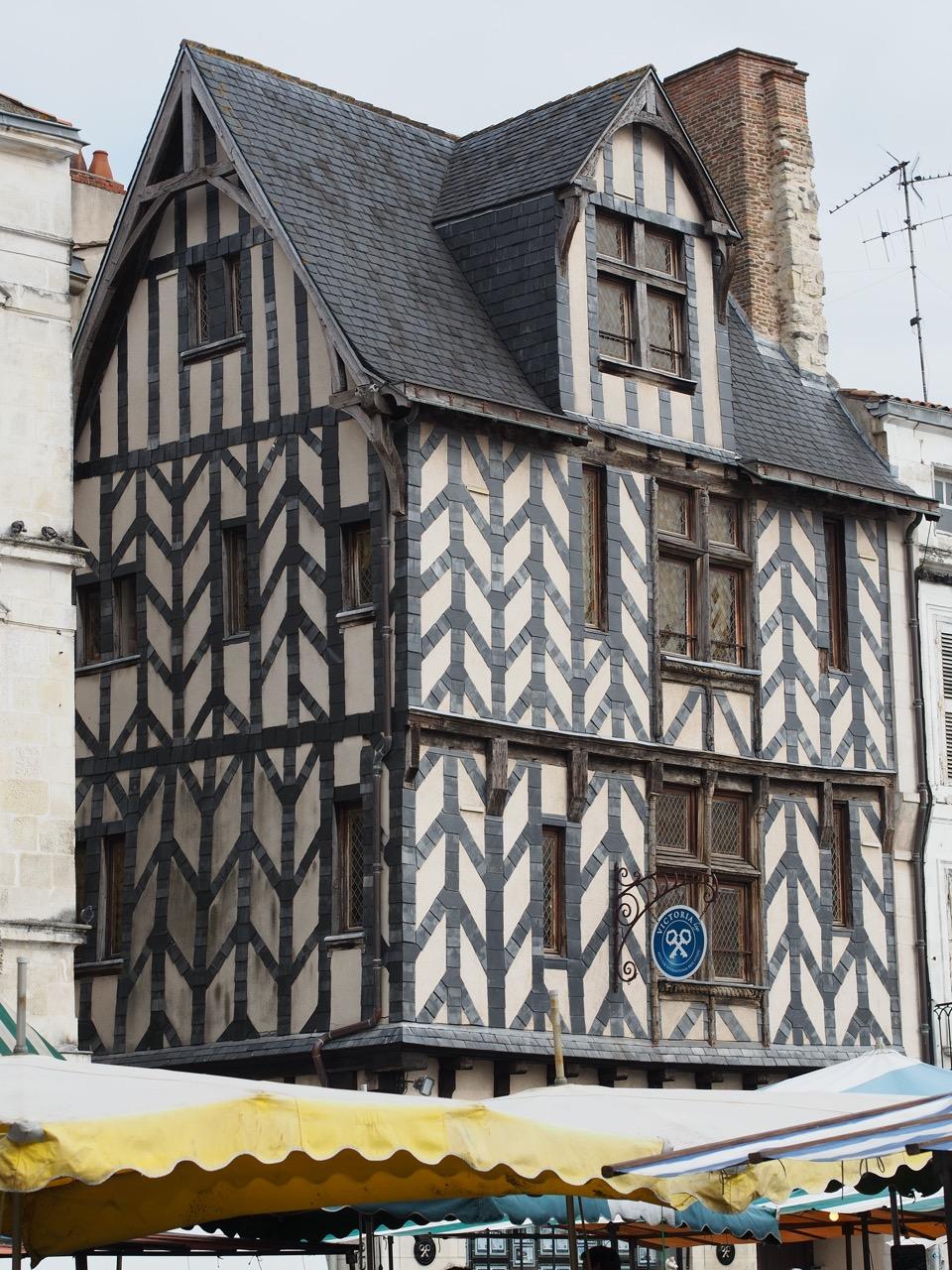 marché La Rochelle