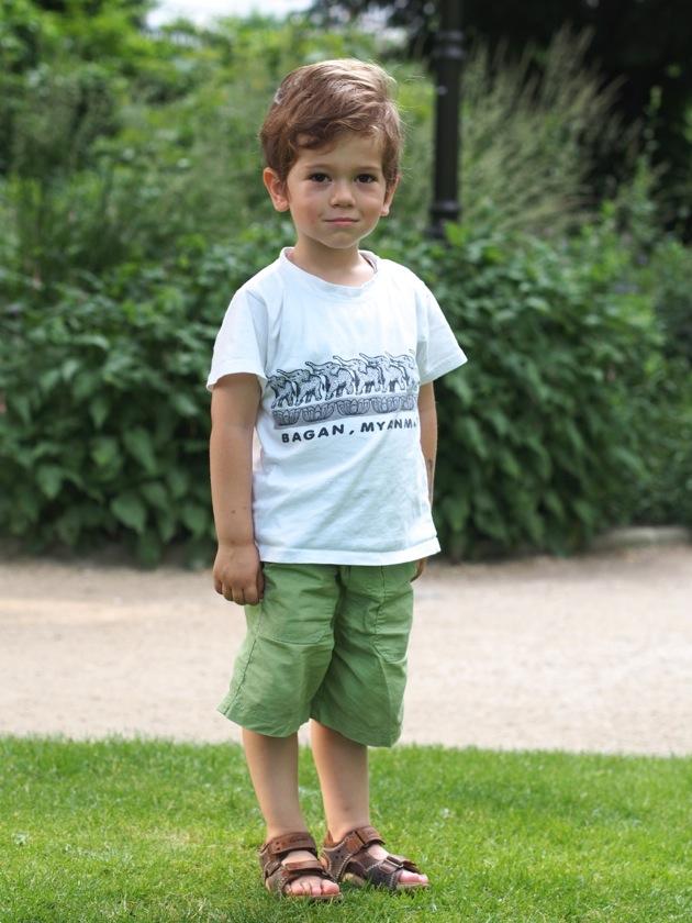 Des chaussures enfant pour les vacances d'été