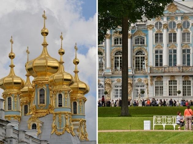 Tsarskoie-Selo
