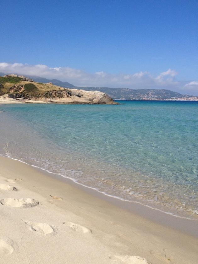 Mes voyages en Corse