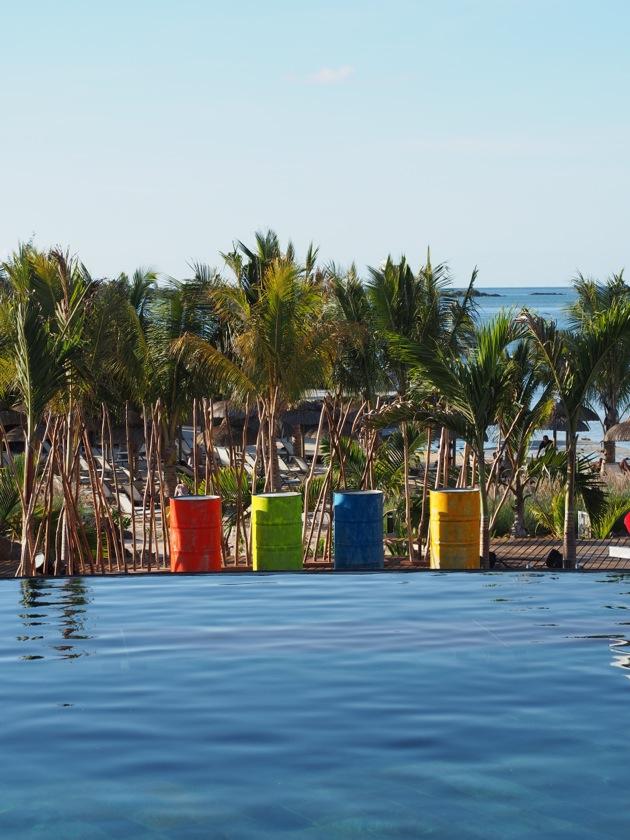 L'hôtel Zilwa à l'Ile Maurice
