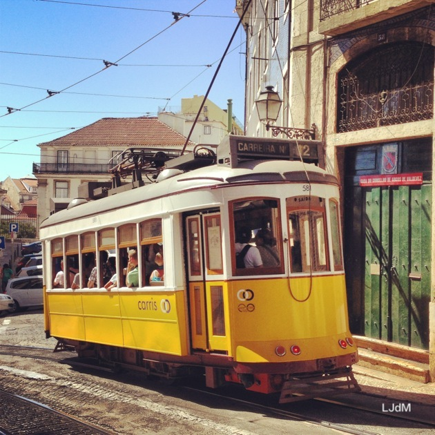 Un nouveau guide de voyage sur Lisbonne !