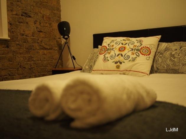 Nouvelle expérience de location d'appartement à Londres