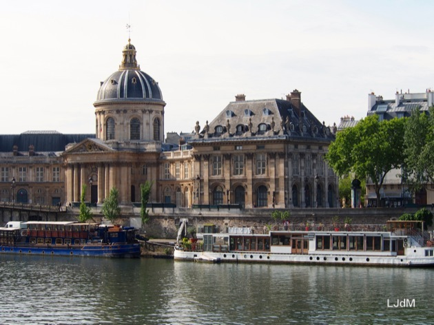 Nous avons joué les touristes à Paris
