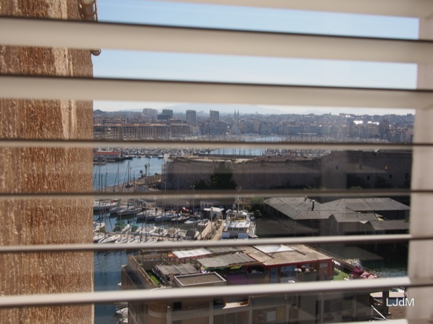 Le Sofitel Marseille : vue incroyable sur le Vieux-Port