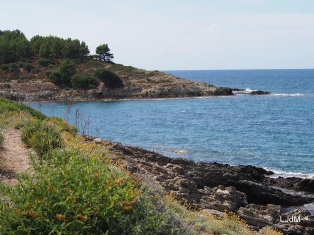 Mon rapide passage en Corse !