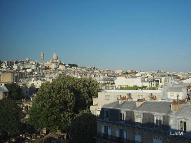 Soirée à l'hôtel Mercure Paris Montmartre Sacré Cœur