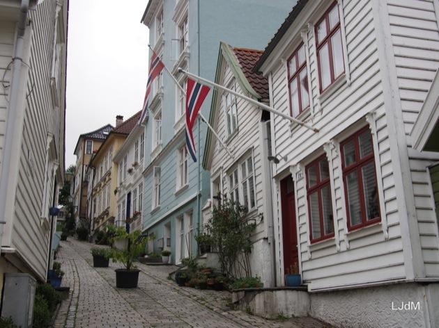 Deux jours à Bergen