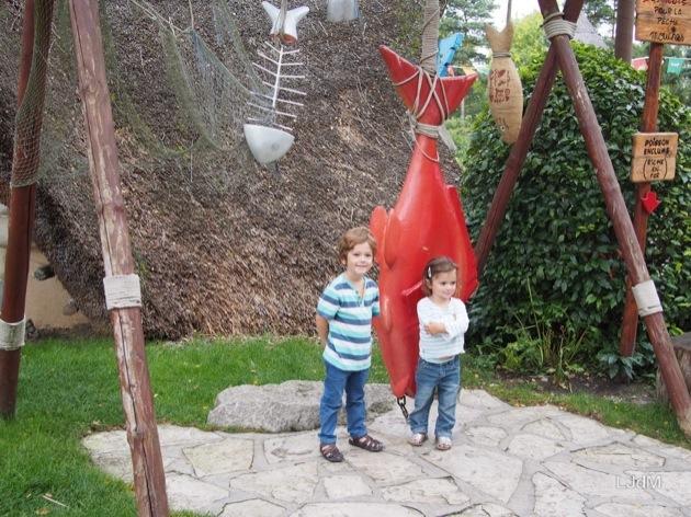 Une journée bien remplie au Parc Astérix !