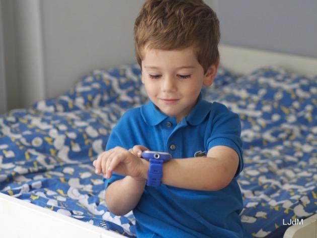 Une Smartwatch pour mon Ticoeur voyageur ! (cadeau inside)