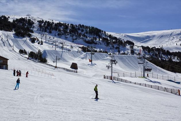 Grandvalira Snowpark Tarter