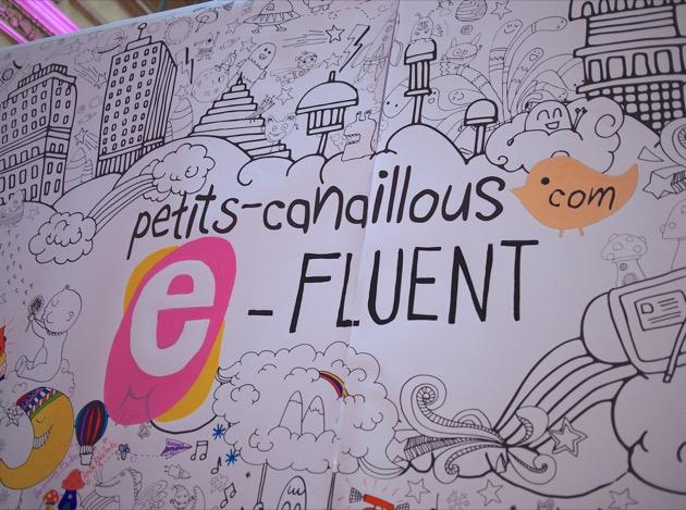 Les e-fluent #3 au Palais Brongniart
