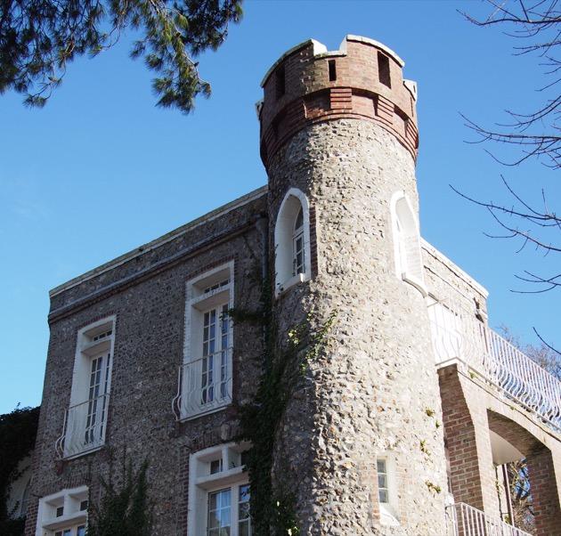 Hôtel Domaine Saint Clair - Le Donjon