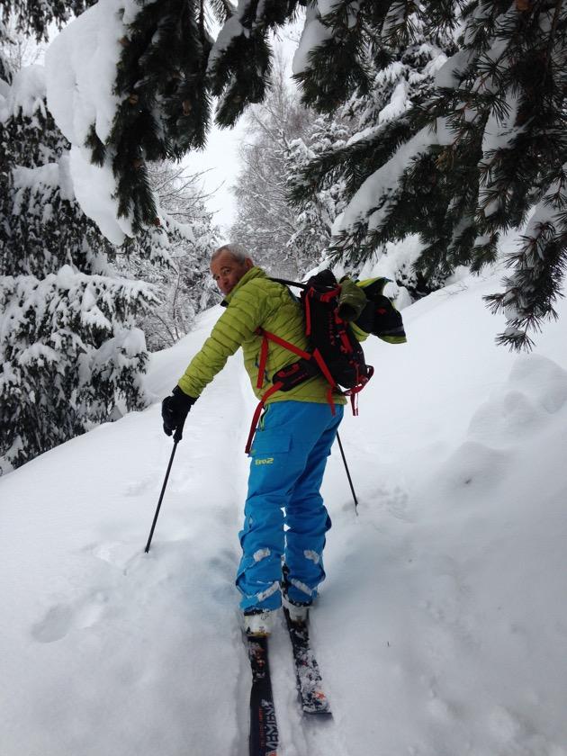 Suite de mon week-end à La Rosière : à part le ski, what else ?
