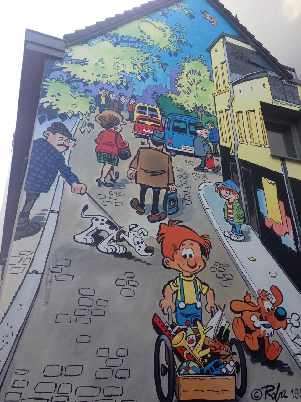 Bruxelles avec enfants