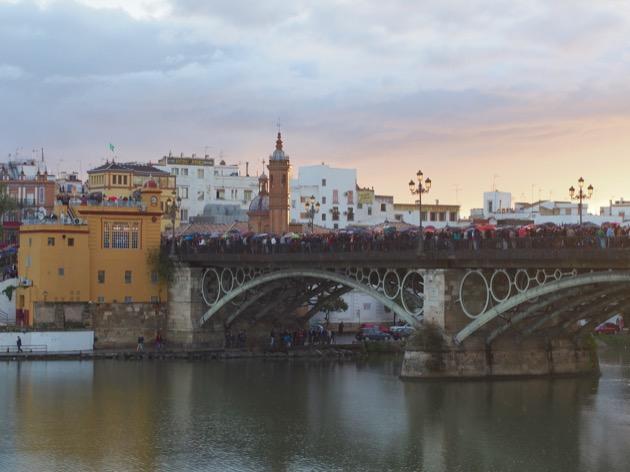 La Semana Santa à Séville