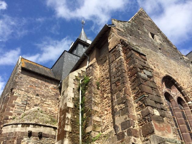 église de Malestroit