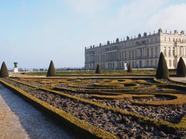 parc du château de Versailles