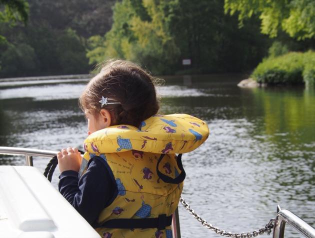 croisiere fluviale avec enfant