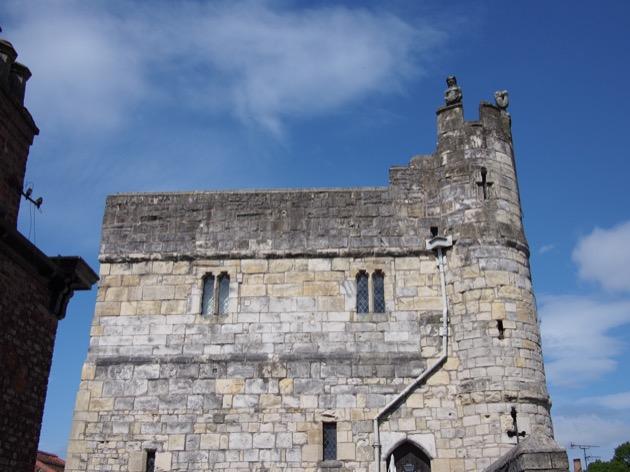 entrée remparts York
