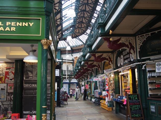 marché de Leeds