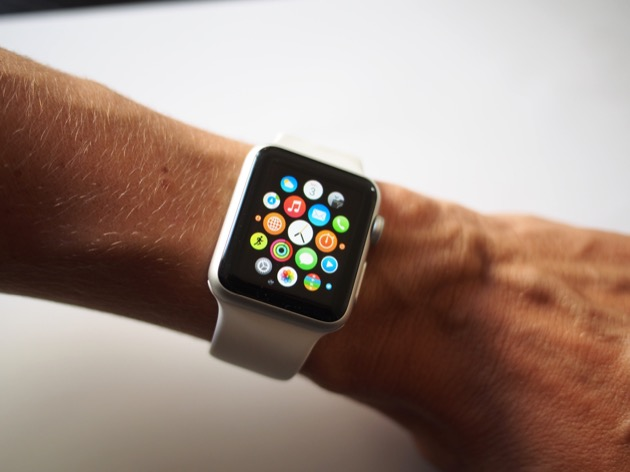 avis sur l'Apple Watch