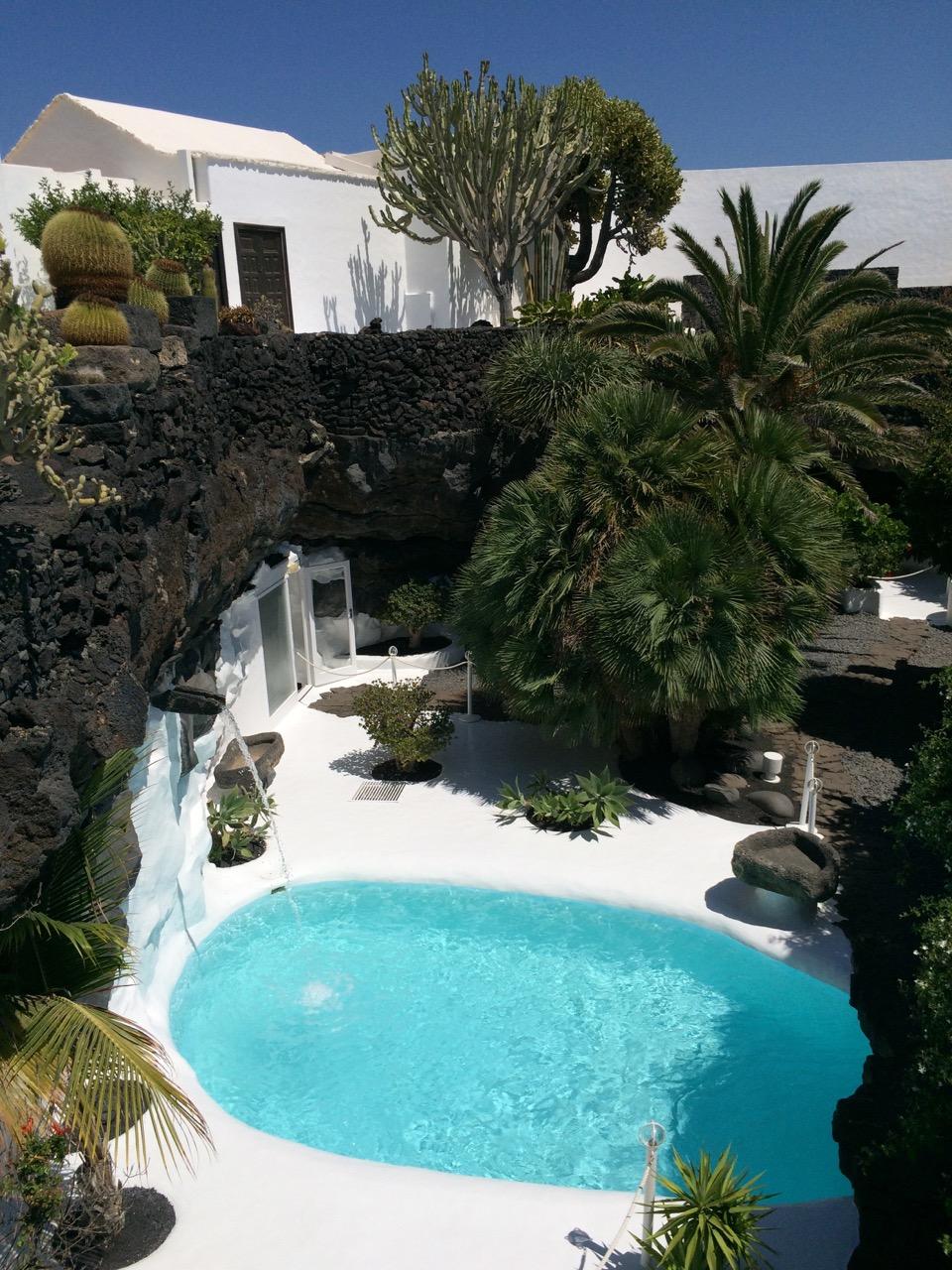 Fondation Manrique Lanzarote